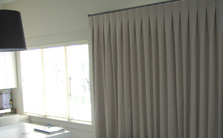 New York Pleat Roskill Curtains