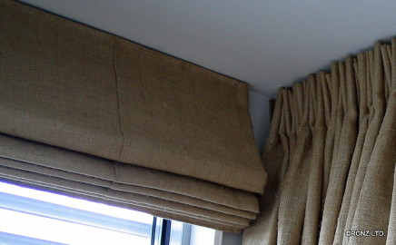 Roman Blinds Roskill Curtains